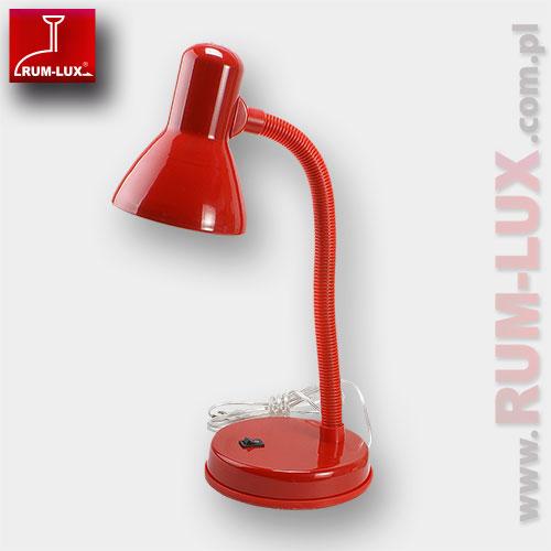 Lampka biurkowa L1 [czerwona]